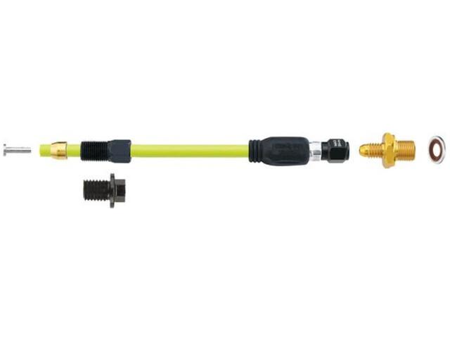 Jagwire Road Elite Link Set de câble de dérailleur, blue